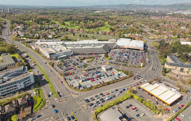 Forestside Shopping Centre, Belfast