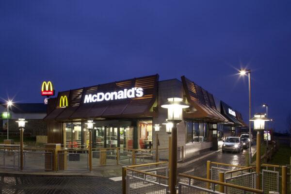 McDonalds Boucher Road, Belfast